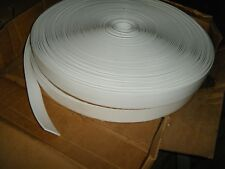 General Purpose White Rubber Strapping Mfg by Rawlings 200 Ft. Rolls 2 in wide