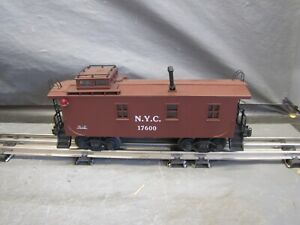 Lionel O Scale New York Wood Sided Caboose #6-17600