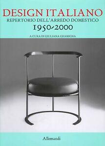 Repertorio del Design Italiano 1950-2000 per L'Arredamento Domestico