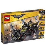 Minifiguras de LEGO manas sin anuncio de conjunto