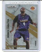 2010/11 Rookies and Stars - Longevity - Derrick Caracter