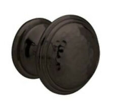 Pottery Barn Ella Hammered Knob Large Antique Bronze NEW
