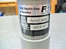 """Fuji Electric Vacuum Relief Valve VV5 @ 60"""""""