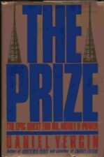 B0080V6FQY By Daniel Yergin: The Prize: The Epic Quest for Oil, Money and Power