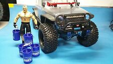 1:10 Scale Bucket for Axial SCX10 Yeti Wraith RC4WD Action Figure Accessories