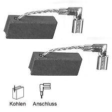 BALAIS charbon moteur charbon pour Bosch guitariste 2-22 re, guitariste 2-23 re - 5x8x20mm (2013)