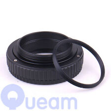 M39 Lens to M42 Camera Focusing Helicoid Adapter 17 -31mm Macro Extension Tube