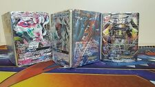 Premium Pokemon Card Cube Mystery 200+ Cards - Full art/Gx/Holos/Ex/ Guaranteed