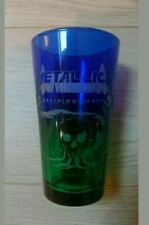 LIMITED METALLICA ETCHED GLASS CREEPING DEATH RARE