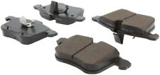 Disc Brake Pad Set Front Centric 105.12570