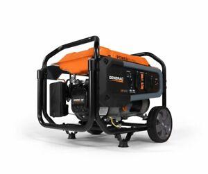 Generac 7677 - GP3600 3,600 Watt Portable Generator | 4500 Surge W | 49 ST / CSA
