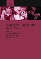 Supportive Care for the Renal Patient by Oxford University Press (Hardback,...