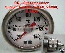 RR Termómetro de aceite Suzuki DR 650, GSF 400, VX 800, TL 1000, RR55