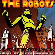 Day of the Robots [PA] by Robots (Sweden) (CD, Nov-1999, Man's Ruin) NEW