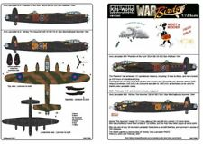 KITS-WORLD Décalques 1/72 Avro Lancaster B. III # 72092