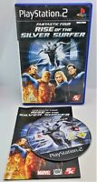 Fantastic Four: Rise of the Silver Surfer for Sony PlayStation 2 PS2 PAL TESTED