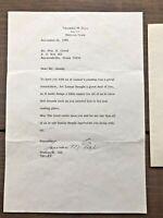c.1966 VTG Correspondence BEEVILLE+RAYMONDVILLE TEXAS TRUMAN GILL+WILLIAM GOOCH