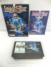 """FAMICOM NES FC"""" IMAGE FIGHT """" IREM FAMILY COMPUTER BOXED"""