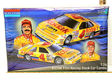 Monogram 1:24 Kodak Film Racing Stock Car Combo Olds Delta 88 Cutless Supreme
