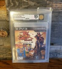 Jak and Daxter Collection - VGA 95 Gold - Sony PS3, mint!