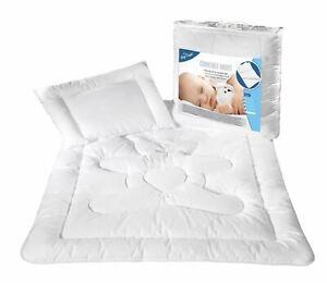 Children Kids Anti-Allergy Duvet with Pillow Set for Crib Cot or Junior Bed