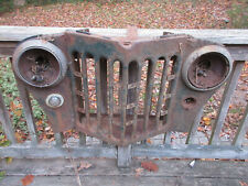 Willys Overland Jeepster Jeep Truck Wagon Grille Barn-Find Fresh Solid
