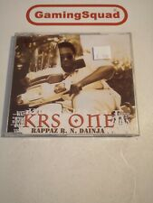 KRS One, Rappaz R N Dainja (Single) CD, Supplied by Gaming Squad