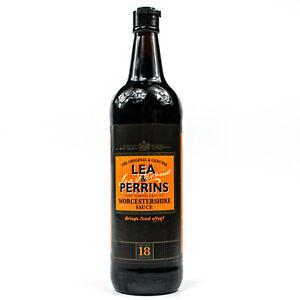 Lea & Perrins - Original Worcestershire Sauce 568 ml - Worcester Worcestersauce