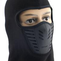 Balaclava Full Face Mask Motorcycle Windproof Ski Anti Dust Outdoor Winter KY