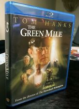 The Green Mile / Tom Hanks - Bonnie Hunt (Blu-ray Disc 2009) Free Shipping!