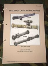 AT4 M72 M141 ANTI TANK BUNKER WEAPONS IRAQ AFGHANISTAN