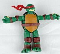 Viacom 2012 Playmates Teenage Mutant Ninja Turtles RAPHAEL Action Figure