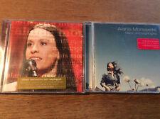 Alanis Morissette [2 CD ALBUM] MTV UNPLUGGED + Havoc and Bright Lights