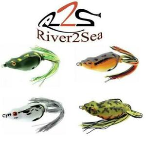 River2Sea Bully WA 65 II Topwater Frog - Choose Color