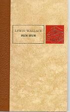 BEN-HUR, par Lewis WALLACE, Editions de L'ERABLE
