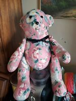 Vintage Handmade Jointed Teddy Bear