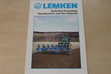 158083) Lemken EuroDiamant VariDiamant Prospekt 05/2003