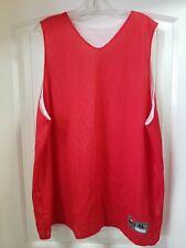 Nike basketball tank Xl Red/White New