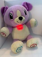 LeapFrog My Pal Violet Interactive Plush Puppy