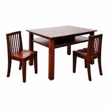 Athena Newton Kid's 3 Piece Table and Chair Set