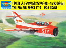 Trumpeter 02203 1/32 Assemble model,THE PLA AIR FORCE FT-5