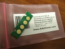 Cyan Toner Reset Chip  for Samsung CLP-362 CLP-363 CLP-364 CLP-367 Refill