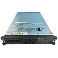 IBM 7915-AC1 X3650 M4, 2 X E5-2620 V2 2.1 GHZ,12GB, DUAL NIC, DUAL 750W PSU,RAID