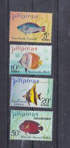 phlippines 1972 Sc 1138/40 set,fish.MNH   s1748