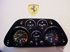 Ferrari 308 Gauge Cluster_Light Switch_Oil_Speedometer_Tachometer_Fuel_Temp OEM