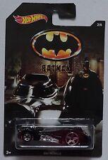 Batmobile Batman 1966 TV Serie In 1 64 Hot Wheels Dfk71