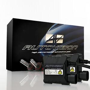 Autovizion Xenon Lights HID Kit for Ford E-450 Econoline EcoSport Edge Escape
