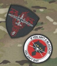 USAF CIA U-2 DRAGON LADY 5th RECONNAISSANCE SQN BlackCat Red Dragon burdock SSI