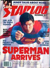 Starlog Magazine March 1979 Superman EX 072016jhe
