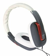 Digital Stereo Fashion Headphones Wth Luxury Padded Headband (Black/Red/White)